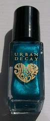 "Urban Decay Summer of Love ""Aquarius"""