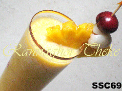 SSC69 - Pineapple Lychee Smoothie