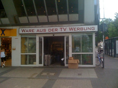 """""""Ware aus der TV Werbung"""" (ex-Burger King in Bochum)"""