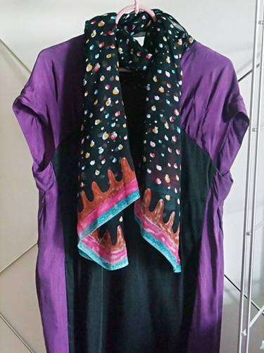 tsumori shawl