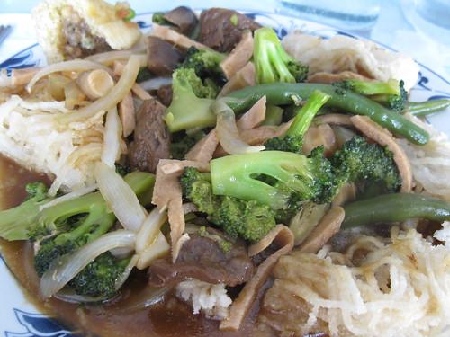 Trang Viet Cuisine Noodle Cake