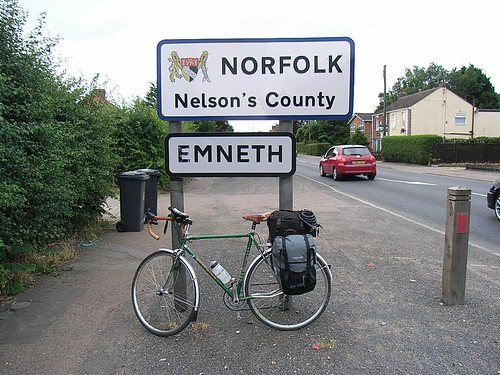 Norfolk sign