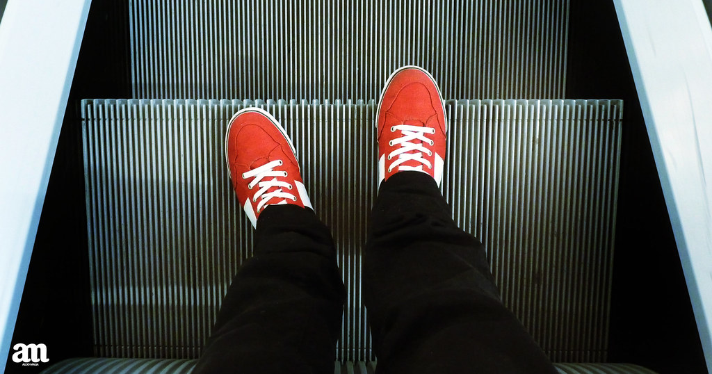 Red Shoes Down