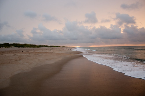 Ocracoke Sunrise