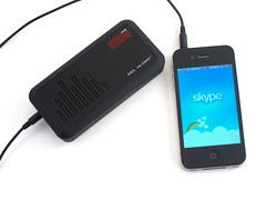 Speakerphone for iPhone/iPad Skype App (Free Your Sound) Tags: skype wowee iphone portablespeaker travelspeaker travelspeakers woweeone besttravelspeaker besttravelspeakers