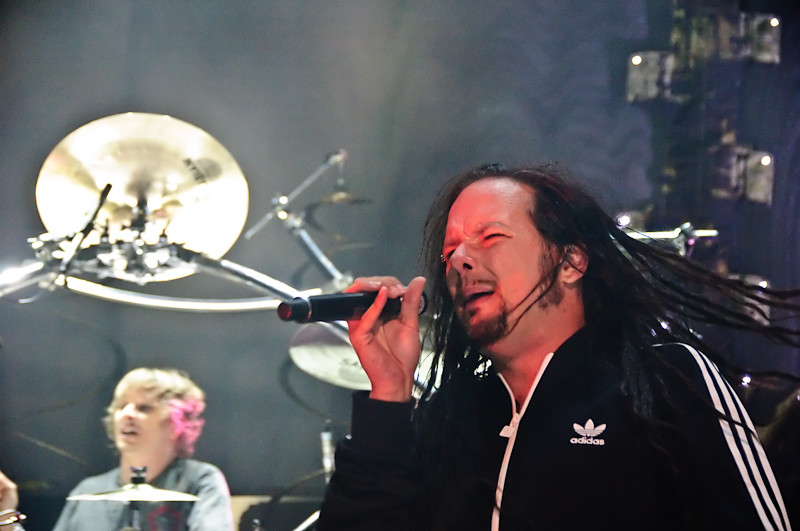 KORN @ Rockstar Mayhem Mountain View CA