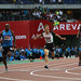 Usain Bolt wins in Paris - 9.84