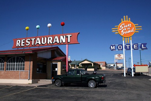 sun 'n sand motel restaurant