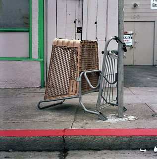 I left my cart in San Francisco