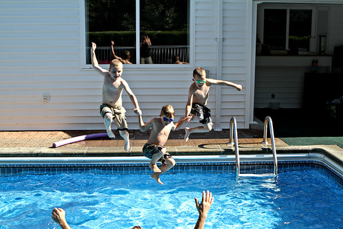 Jumping Cousins