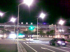 Niigata station in Japan (kazunoriwakana) Tags: summer japan contextwatcher celltagged geotagged day sunday july moonlight exif oppressive partlysunny cell:mnc=10 cell:mcc=440 strongbreeze iyouit niigatastation cell:lac=640 location:dayhour=13 weather:type=fewclouds weather:humidity=high weather:tstorm=low weather:uv=low weather:visibility=high weather:coverage=moderate weather:realfeel=warm weather:pressure=moderate weather:moonstate=firstquarter weather:temp=verywarm weather:dir=south weather:feel=verywarm weather:pchange=decreasing weather:uvmax=moderate geo:lat=38200000 geo:long=136100000 geo:range=8420000 cell:cellid=11878449