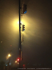 Random Photo of the Day (Danny Engesser) Tags: light storm rain night lights streetlight iowa clive desmoines rpotd randomphotooftheday takenwithiphone4