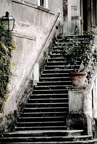 Villa d'Este Stairs
