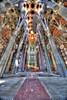 La Foresta di Gaudì (Emanuele Spano') Tags: architettura barcellona spagna gaudì cantiere sagradafamiliachiesa emanuelespanòcanon