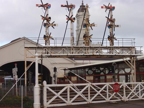 Ballarat Railway Gates