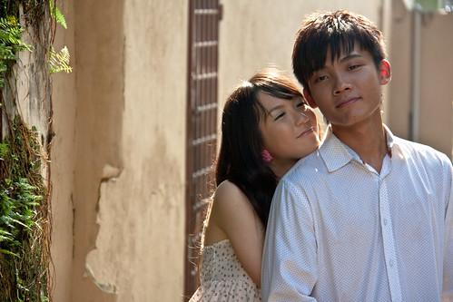 [フリー画像] 人物, カップル・恋人・夫婦, 201007210300