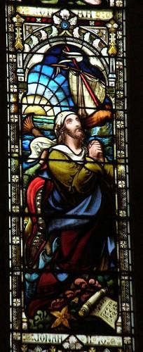 Jonah Praying