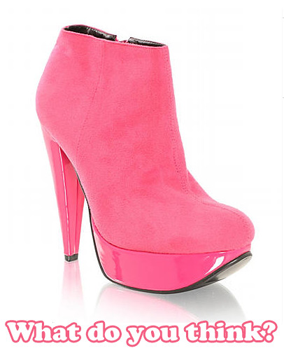 pinkshoe