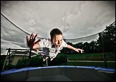 Flying !