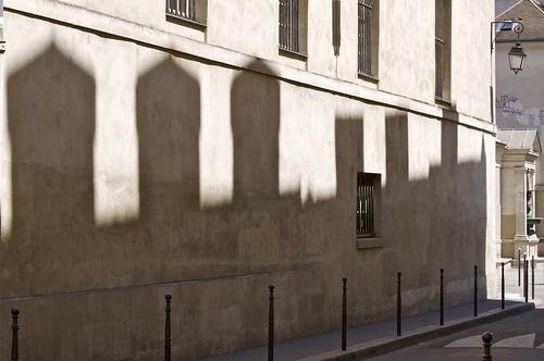 Shadow Cities, Paris