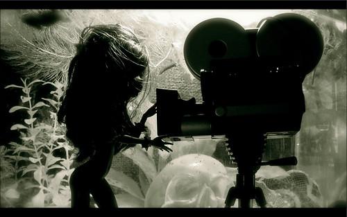 201/365 - LIghts! Camera! Action Figure!