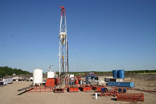 Western Potash Corp. (TSX: WPX) - Drill Rig from Russell, Manitoba