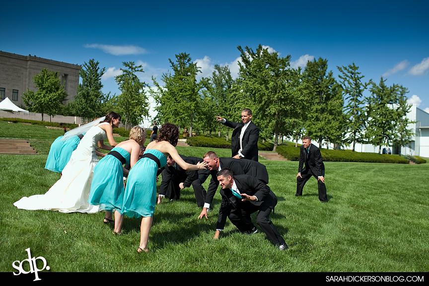 Kansas City wedding photography, Nelson Atkins Museum of Art