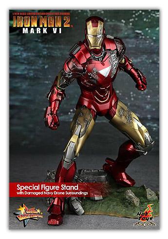 Mark VI de Iron Man 2