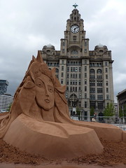 Lyver (rijerse) Tags: sculpture detail building eye art andy modern liverpool work moss team artwork sand jamie artistic tate drawing walk awesome great fine creative shapes sculptuur event your picasso form shape creating sandsculpture martijn 2010 wardley intricate sculpting lyver rijerse plankjuly
