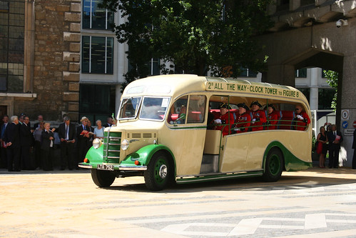 15 - 1950 Bedford O B Duple Sea Front Bus