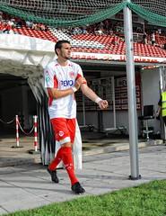 Marko Kopilas (Batram) Tags: berg fussball stadium soccer thessaloniki stadion offenbach paok ofc kickers saloniki θεσσαλονίκη bieberer παοκ