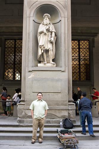 Jose & Leonardo da Vinci