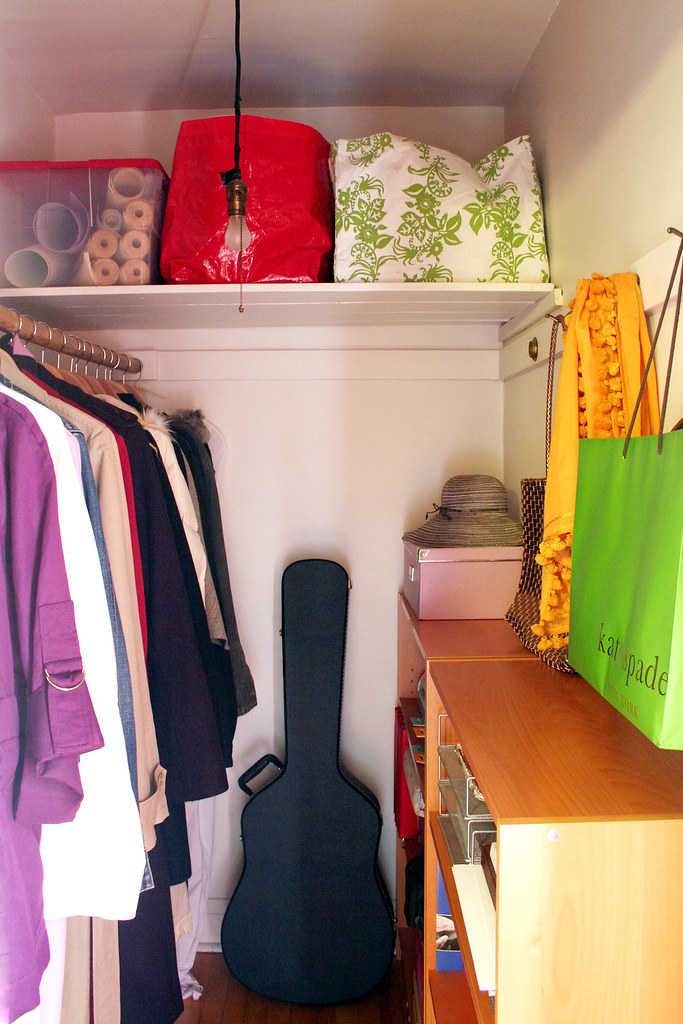 Office Closet Organization