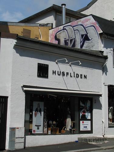 Streetart in Kristiansand
