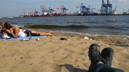 Hamburg Beach - Hamburg, Germany