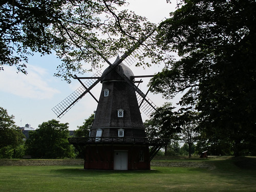 Windmill - Copenhagen, Denmark