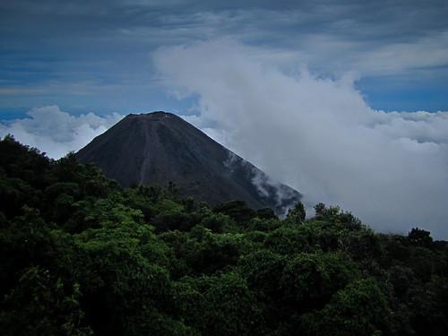 Los Volcanos NP 25 - Izalco as seen from Cerro Verde