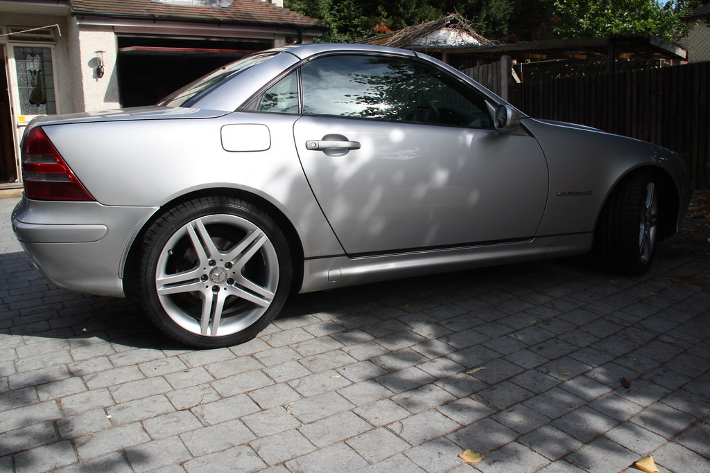 16 To 17 Or 18 Quot Wheels Mercedes Benz Slk Forum
