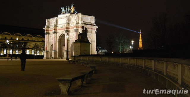Arco do carrossel - Paris