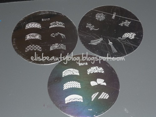 Bundle Monster plates