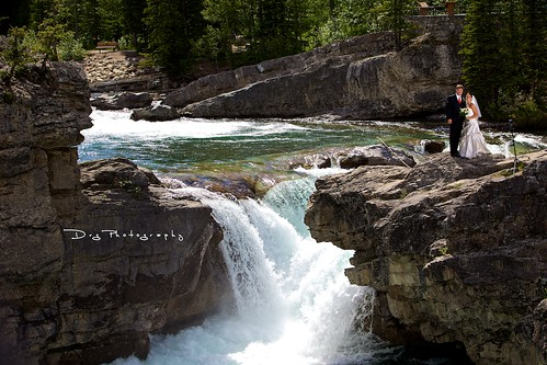 Elbow Falls Bridal