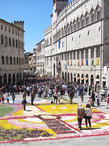 Perugia procession