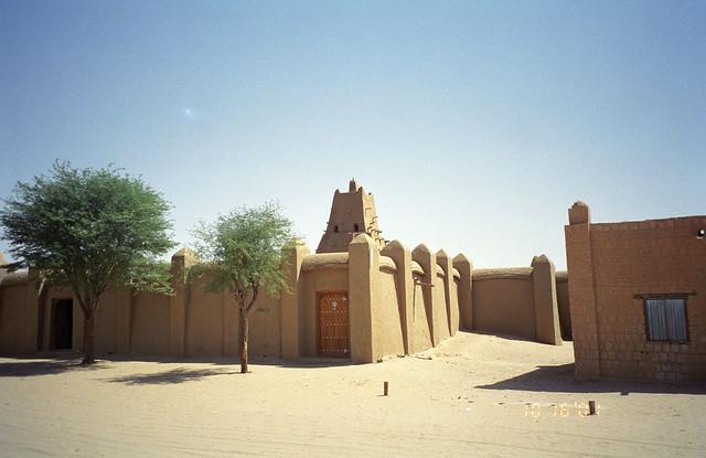 4823301143 6e15e4b970 z d Sankore Mosque   Timbuktu