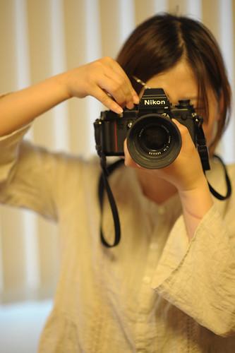 Nikon girls