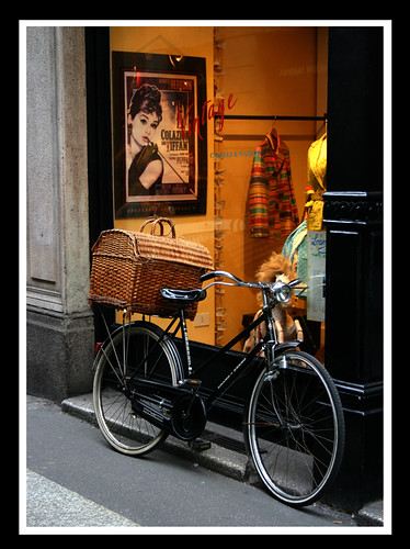 paris vintage bike