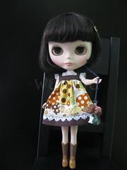 Lorie vestido nuevo