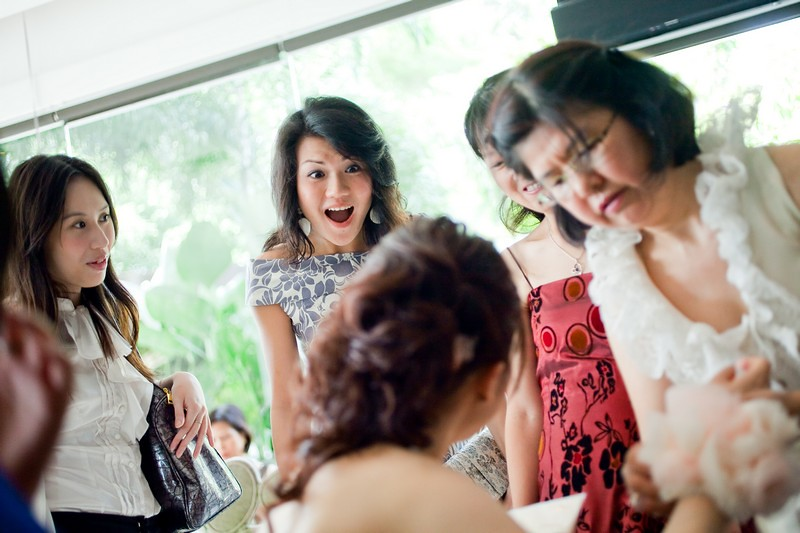 Raymond Phang Photography - reception