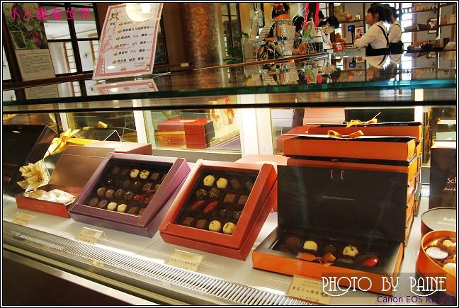 巧克力雲莊-巧克力夢想館