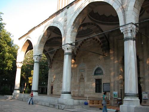 DSCN9625 Amasya, Mosquée Beyazit