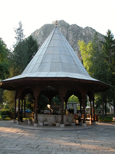 DSCN9650 Amasya, Mosquée Beyazit